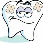 علاج التهاب أعصاب الأسنان فى المنزل