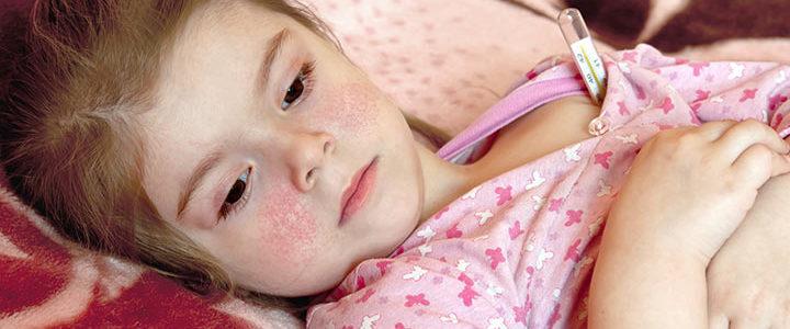 أمراض يتعرض لها الطفل في المدرسة